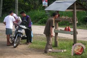 Pedagang di Desa Kehabisan Stok Selama Lebaran