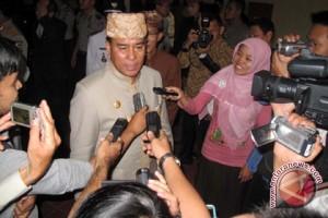 Gubernur Lampung Lepas Jemaah Umroh