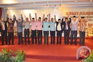 Pleno Pilgub Di Lampung Tengah Ricuh