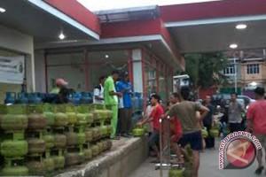 Harga Elpiji Di Lampung Timur Bervariasi