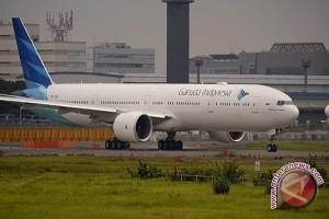 Garuda Mendarat Kembali Di London
