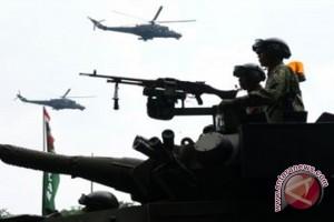 Rapim TNI dihadiri 184 pati TNI dan Polri