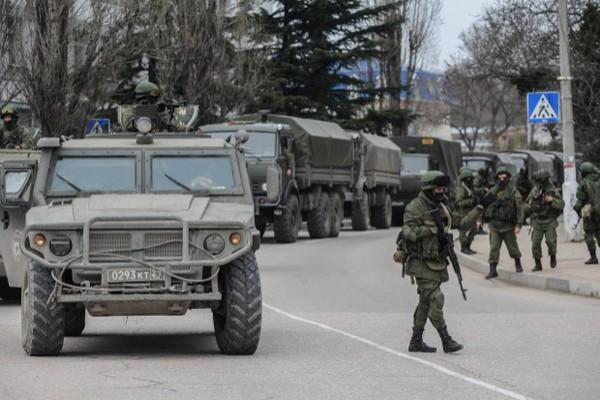 Enam tentara Rusia tewas