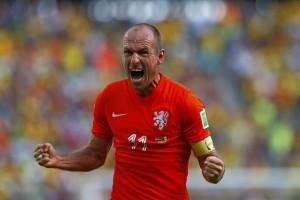 Robben, Pencetak Gol Terbanyak Liga Jerman