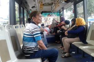 Bandara Radin Inten-Pelabuhan Bakauheni dilalui Bus Trans Lampung