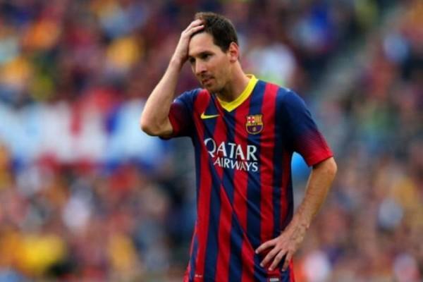 Liga Spanyol- Messi cetak 25 gol