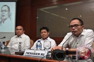 """Menaker Dukung Kampanye """"Stop Trafficking"""" IOM"""