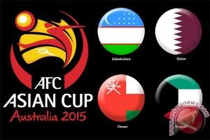 Korsel Juara Grup A Piala Asia