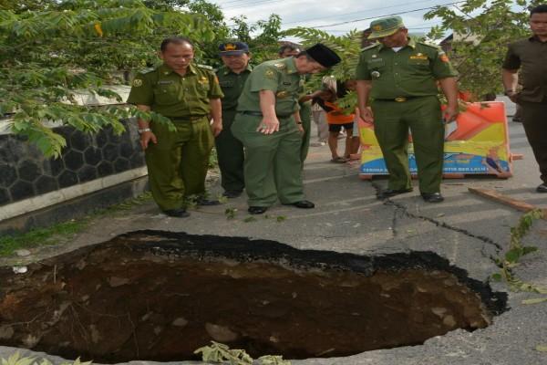 Wali Kota: Jembatan Way Kuripan Segera Diperbaiki