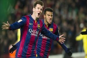 Messi Tak Cedera