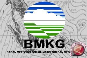 BMKG Prakirakan Lampung Cerah Berawan-hujan Ringan