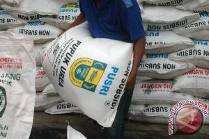 Pengadaan Pupuk Pusri di Lampung 265.670 Ton -