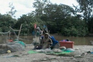 Cuaca tak menentu berdampak pada tangkapan nelayan