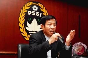 "Agum ""curhat"" ke Jokowi soal PSSI"