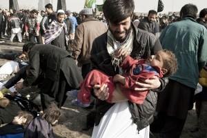 Afghanistan berkabung