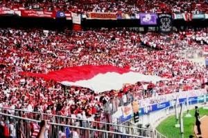 Indonesia targetkan ikut Piala Dunia 2045