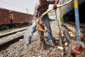76 juta orang di India tak punya akses ke air bersih