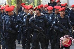 Keterlibatan TNI berantas terorisme sudah final