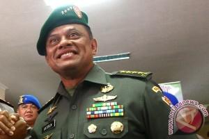 Panglima TNI : Media Bertugas Redam Gejolak Politik Dalam Pemilu