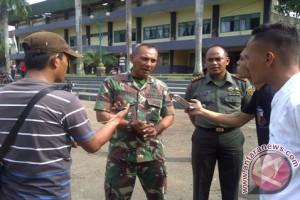 Pameran Alutsista TNI AD di Lampung Utara
