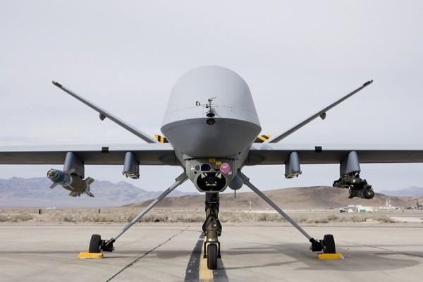 Drone AS tewaskan empat orang di Yaman