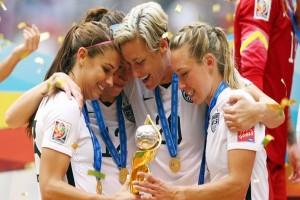 AS Juara Piala Dunia 2015