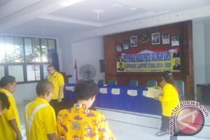 Rizani Ketua Golkar Lampung Utara Versi Agung Laksono