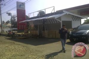 Ratusan Personel Polres Lampung Utara Amankan Mudik