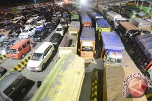 15.000 kendaraan bakal padati Merak