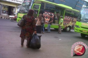 Sopir Bus Transbandarlampung Dibacok Akibat Rebutan Penumpang