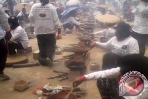 Festival Kopi Liwa Pecahkan Rekor MURI