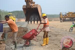 Pembangunan Jalan Tol Trans Sumatera Tersendat