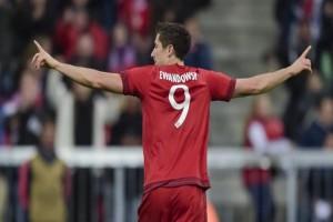 Bayern gilas Anderlech