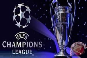 Hasil undian untuk 16 besar Liga Champions