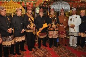 Gubernur Lampung Hadiri Puncak Festival Skala Brak