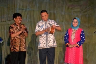 Sanggar Anom Saka Tampil Pentas Zapin Nusantara
