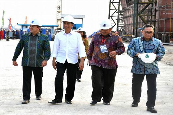 Presiden : 15 paket ekonomi tingkatkan kepercayaan internasional