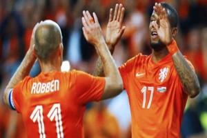 Belanda jaga peluang lolos ke Piala Dunia