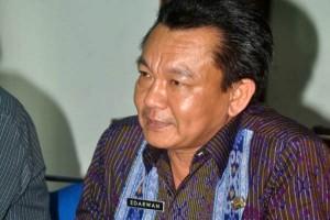 Edarwan Penjabat Bupati Lampung Tengah