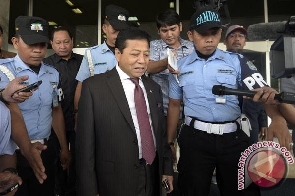 Setya Novanto Ketua Umum Golkar