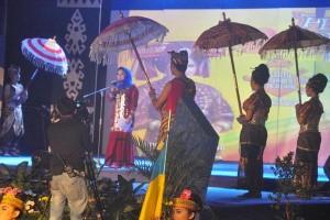 Gempita Pentas Pelangi Budaya Lampung