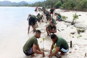 """Pasukan elit TNI dan AS gelar latihan """"bertahan hidup"""""""