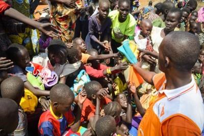 PBB : 40 ribu penduduk Sudan Selatan terancam mati kelaparan