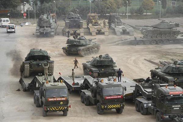 Pasca-Referendum Kurdi,  Turki dan Irak gelar latihan militer