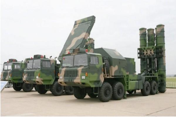 China uji coba rudal di pulau sengketa