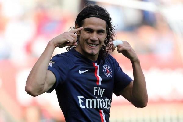 Liga Prancis- Cavani cetak 27 gol