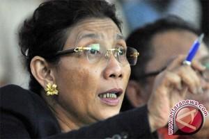 Menteri Susi: Jaga laut dari pencuri ikan