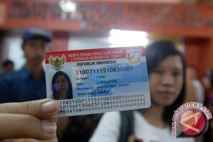 Calon TKI Asal Lampung Dipulangkan