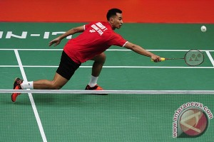 Indonesia libas tim Thomas Maladewa 5-0