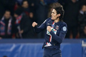 Cavani penuhi target saat PSG taklukkan Chelsea 2-1